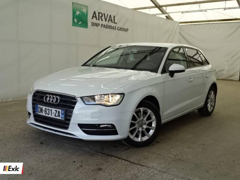 Audi A3 Sportback Business Line >> Mazlietoti Audi Exleasingcar